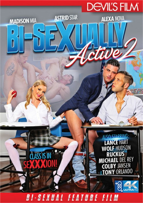 Devils Films - Bi-Sexually Active Part 2