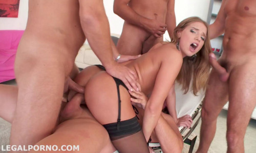 Double Anal Destination For Perfect Sofi Goldfinger