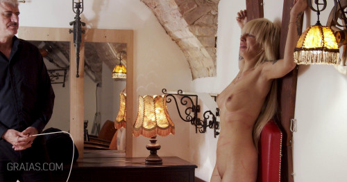 The Beauty Slave Enjoys Humiliation & Whipping