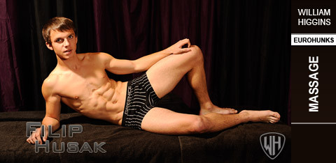 WHiggins - Filip Husak - Massage - 02-12-2012 Gay Unusual