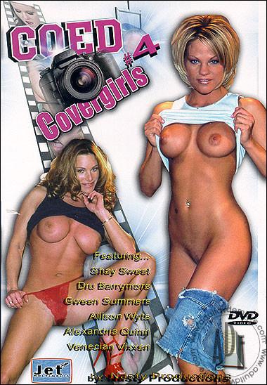 Coed Covergirls vol 4