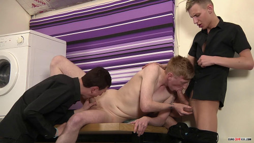 Sexy twinks enjoyed every other