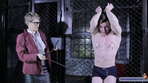 Ruscapturedboys - Incident in the University - Part II - 2017 Gay BDSM