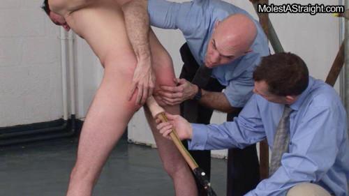 Nasty bondage for Mike