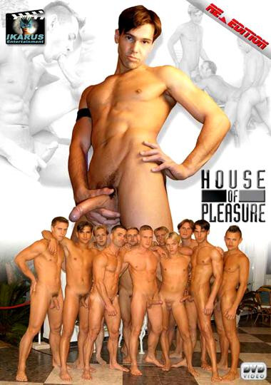 House Of Pleasure - Mr. Luky, Adam Angel, Ben Bianco