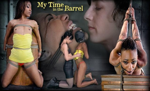 My Time In The Barrel-Nikki Darling