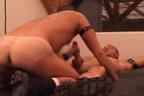 Brutal Cluster Fuck Gay BDSM