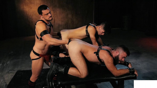 Gage Lennox, Joey D, Issac Lin part 6 Gay Extreme