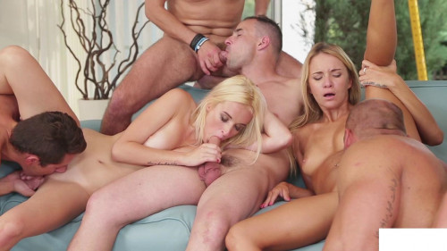 Special Friends Sex Orgy