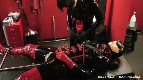 Sissy Slut Training Femdom Strap-On Punishment Bondage Part Two (2017) BDSM