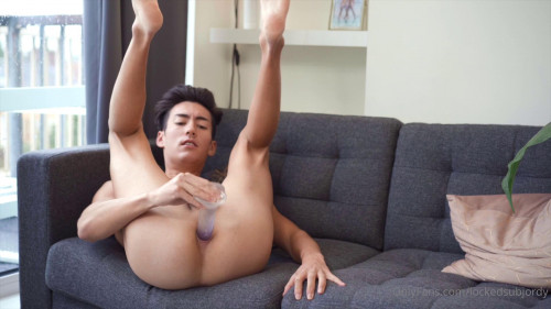 Jordy anal on bed