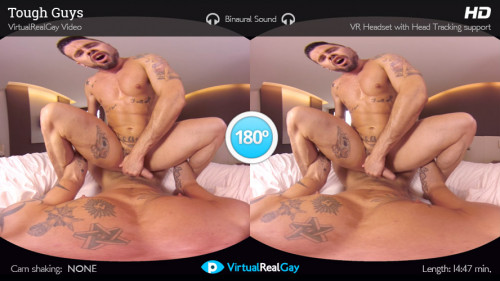 VirtualrealGay - Tough Guys - 1920low