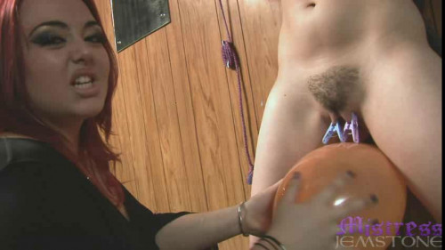 Teen Candy Crucified and Popped