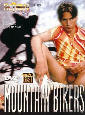 Mountain Bikers - George Spitz, Greg Hanslik, Hans Miller Gay Retro