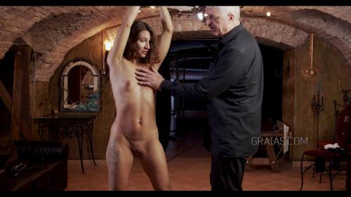 Enslaved Chick Jasmine Waterfalls Debut Part 03
