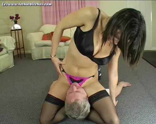 I Am In Charge! - Rebekah Femdom and Strapon