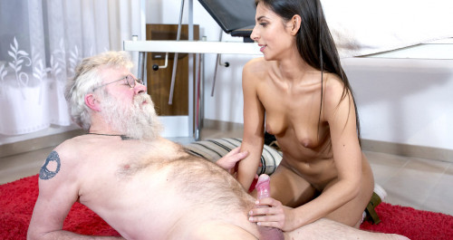 Angela Allison - Kees FullHD 1080p Old and Young