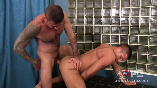 Nick Moretti and Dylan Saunders Gay Solo