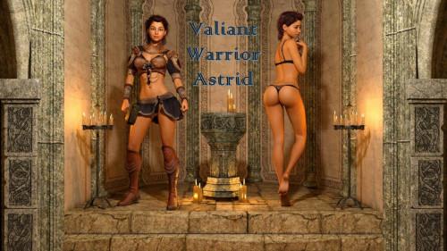 Valiant Warrior Astrid Porn Games