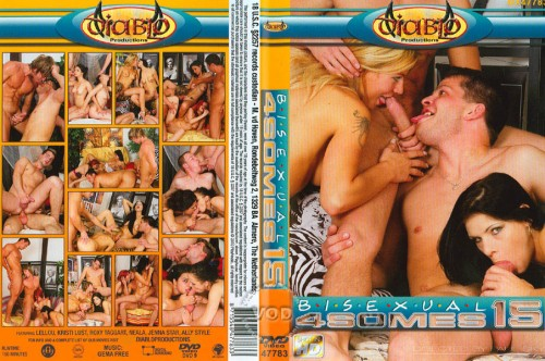 Bisexual 4Somes #15 (2010)
