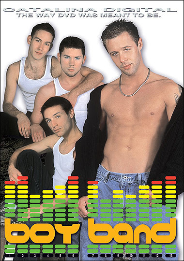 Boy Band Gay Movie
