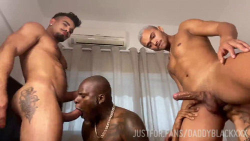 Black, Yuri Oberon, Rico Marlon and XNewton