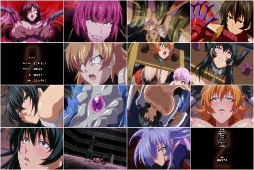 Taimanin Asagi vol.2 - Ep.01 Anime and Hentai