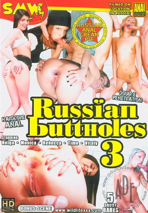 Russian Buttholes Vol.3 Russian Sex