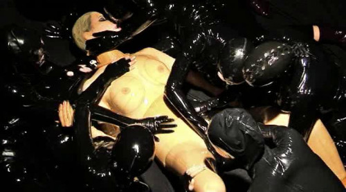 Fetish Academy Part 5 BDSM Latex