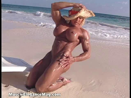 Muscular women (bodybuilders) Part 3 Female Muscle
