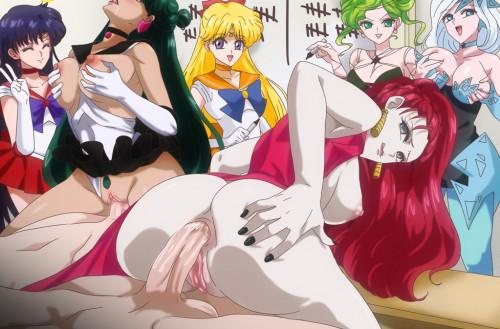 Sailor Moon Pix's Comics