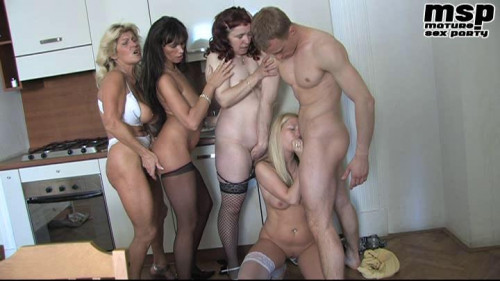 Mature sexparty Vol.3