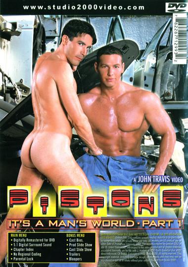 Pistons - Its A Mans World 1