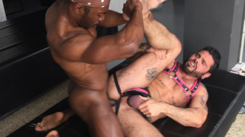 Dark Alley XT – Pounding Spanish Ass - Troy Moreno & Mario Domenech