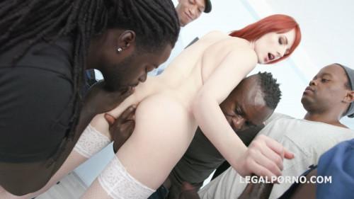 Waka Waka Blacks are Coming, Alex Harper gets 5 BBC Interracial Sex