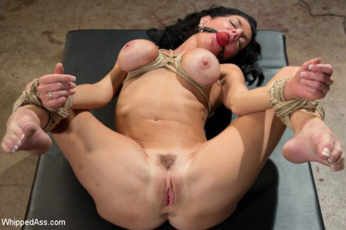 MILF Squirts for Hours: Veronica Avluv double fisted, anally fucked! BDSM