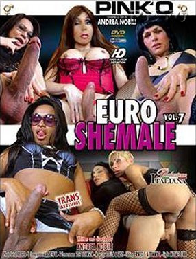 Euro Shemale Part 7 (2013)