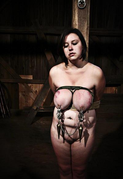 Wench Hard Tit Torture