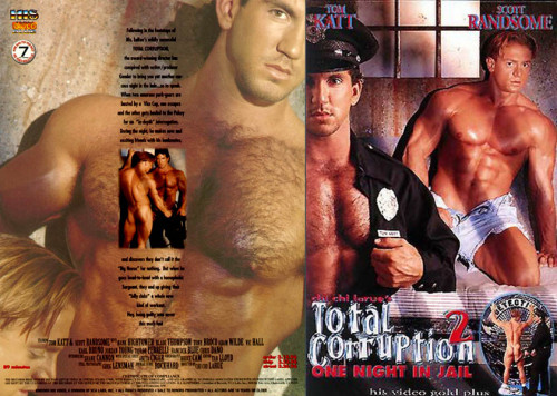 Chi Chi LaRue - Total Corruption Vol.2: One Night in Jail Gay Retro