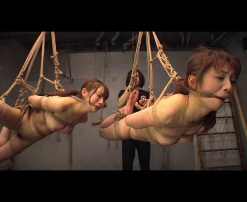 Pain Triple X Itsuki Karin Mizuna Rei Misaki Yui