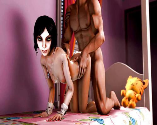 Alice 3D Porno