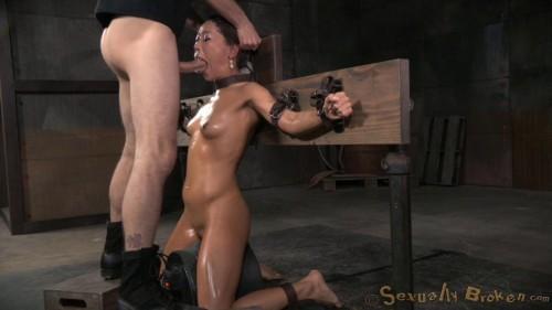 Sexbot Kalina Ryu - Massive Sybian Orgasms!(Jun 2015)