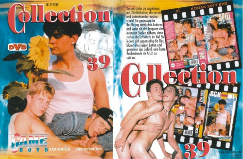 Game Boys Collection vol.39 Spiel Mit Mir & School Is Over Gay Movies