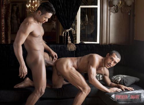 Carlos Leao and Pedro Diaz Gays
