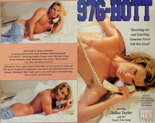 976-Hott - Dallas Taylor, Brad Morgan, Mark Steel (1993) Gay Retro