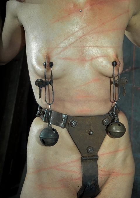 Serious BDSM play