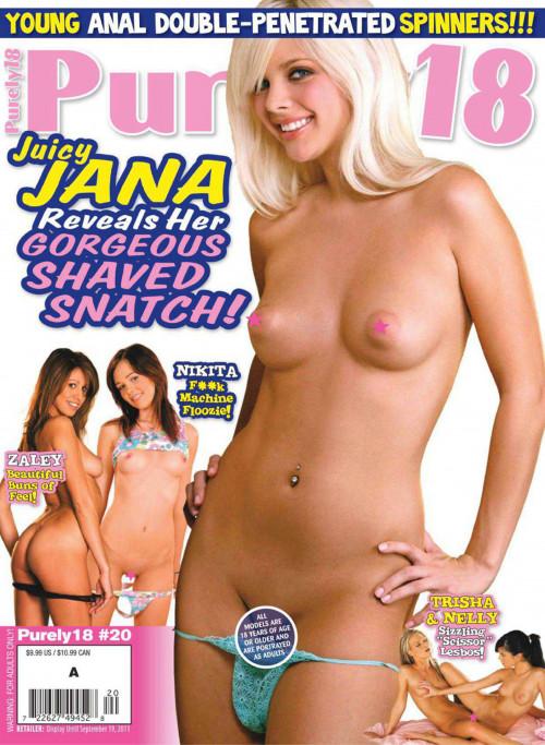 Purely 18 Magazines