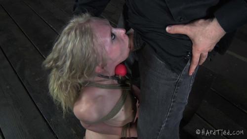 HT - Mouth Ass Whore - Blonde Sarah Jane Ceylon, Cyd Black