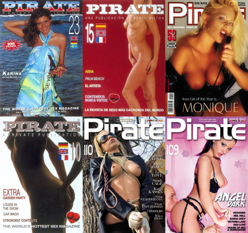 Pirate Magazine (Vol.1-120, pdf) Magazines