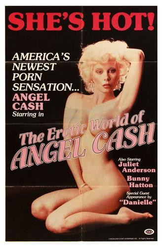 The Erotic World of Angel Cash Vintage Porn